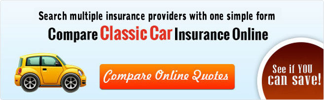 Compare Cheap Classic Car Insurance Online