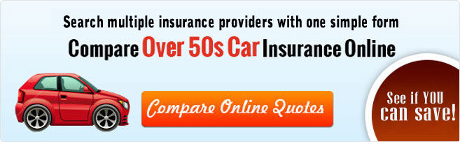 Compare Over 50s Car Insurance Providers